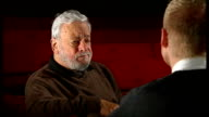 Stephen Sondheim interview Sondheim interview SOT Cannot try and write a musical to please an audience doesn't work / Need to write for yourself not...
