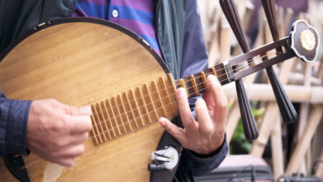 musical instrument played by people