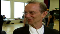 2007 'Night of a Thousand Voices' Joel Grey interview SOT Love Kander and Ebb songs / Sang Razzle Dazzle with the Muppets