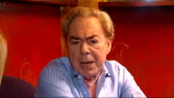 Preview of Andrew Lloyd Webber musical 'Stephen Ward' London Aldwych Theatre INT Lord Lloyd Webber interview SOT it is about how one of the most...