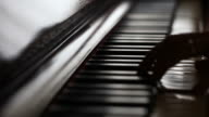 Musician play piano
