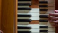 Musiker spielen Klavier