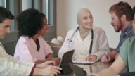 Muslim Female Doctor Leads Multi-Ethnic Medical Team MCU