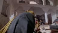 MS, CS, Muslims studying Koran, Iran