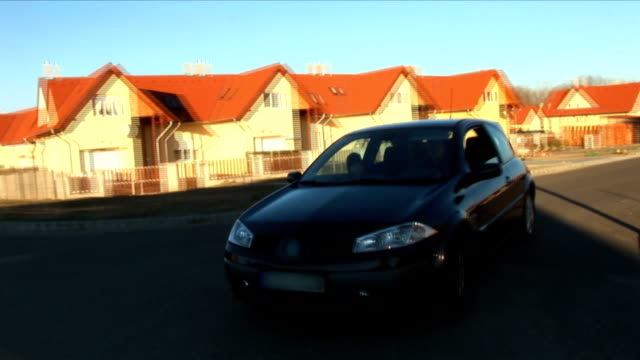My car follows me