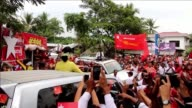 Myanmar opposition leader Aung San Suu Kyi on Saturday urged the government to take action against people using religion to stir tensions as...