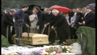 Myra Hindley dies LIB Body of Pauline Read being buried