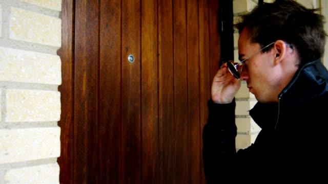 Mysterious Man - Knocking On Door