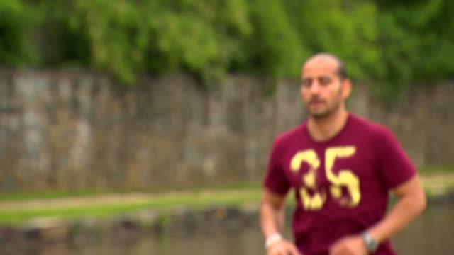 Nabil's Timed Run