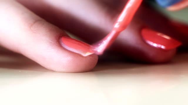 HD: Smalto per unghie lunghe donna unghie rosa