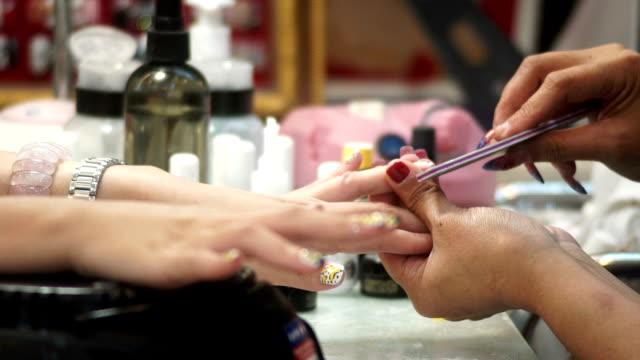 Nails Manicure
