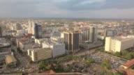Nairobi city - skyline pan
