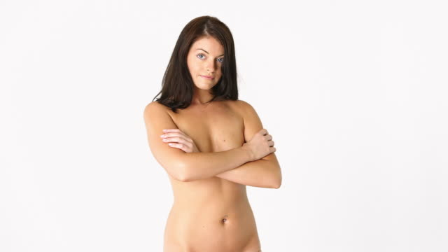 Naked Woman'S Breasts 7