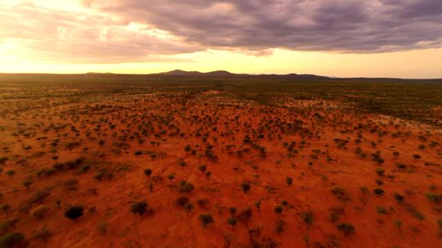 HELI Namibische Landschaft