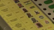 Namibians voted on Friday in a general election billed as Africas first evote with the ruling party expected to retain power in the country it has...