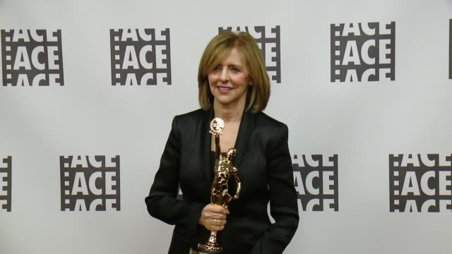 Nancy Meyer at 66th Annual ACE Eddie Awards in Los Angeles CA