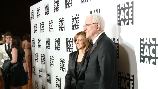 Nancy Meyer Steve Martin at 66th Annual ACE Eddie Awards in Los Angeles CA