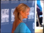 Nancy O'dell at the 2002 Academy of Country Music Awards on May 22 2002