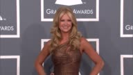 Nancy O'Dell at The 55th Annual GRAMMY Awards Arrivals in Los Angeles CA on 2/10/13