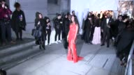 Naomi Campbell at the amfAR The Foundation for AIDS Research kick off New York Fashion Week with its annual New York Gala at Cipriani Wall Street in...
