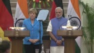 Narendra Modi hails Germany as a natural partner of India after signing deals with Angela Merkel on clean energy and speeding up the European...