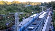Narrow-gauge Railway Station