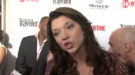 Natalie Dormer talks about her character and how she grows from a girl to a woman in the second season about how she prepared to play such an iconic...