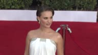 Natalie Portman at the 17th Annual Screen Actors Guild Awards Arrivals Part 2 at Los Angeles CA
