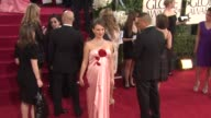 Natalie Portman at the 68th Annual Golden Globe Awards Arrivals Part 2 at Beverly Hills CA