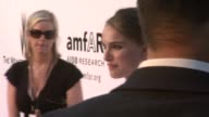Natalie Portman at the Cannes amfAR's Cinema Against AIDS 2008 Arrivals at Cannes