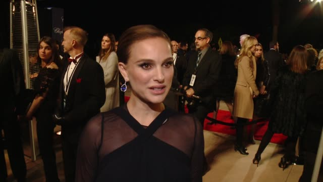 INTERVIEW Natalie Portman on this being her second time at the PSIFF On what makes this film festival so different On her role in Jackie On how she...