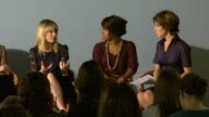 Natasha Kaplinsky Edith Bowman Alexandra Burke on her experiences with Save The Children at the No Child Born to Die Launch at London England