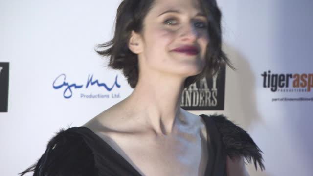 Natasha O'Keeffe at 'Peaky Blinders' Birmingham premiere at cineworld on October 30 2017 in Birmingham England