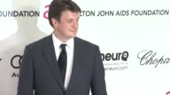 Nathan Fillion at Elton John Aids Foundation Celebrates 20th Annual Academy Awards Viewing Party on 2/26/12 in Hollywood CA