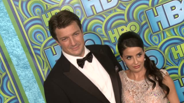 Nathan Fillion at HBO's Post 65th Primetime Emmy Awards Reception in Los Angeles CA on 9/22/13