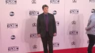 Nathan Fillion at the 2014 American Music Awards at Nokia Theatre LA Live on November 23 2014 in Los Angeles California