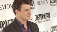 Nathan Fillion at the Cosmopolitan Magazine's Fun Fearless Males Of 2010 at New York NY