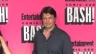 Nathan Fillion at the Entertainment Weekly San Diego Comic Con Party