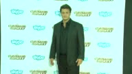 Nathan Fillion at the 'Guardians of the Galaxy' World Premiere at the El Capitan Theatre on July 21 2014 in Hollywood California