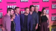 Nathan Fillion Con Man Cast at the Entertainment Weekly San Diego Comic Con Party