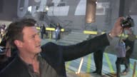 Nathan Fillion greets fans in Hollywood 02/08/12