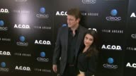 Nathan Fillion Milaela Hoover at ACOD Los Angeles Premiere on 9/26/2013 in Los Angeles CA