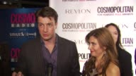 Nathan Fillion on being out tonight and on winning this award On being in the entertainment industry and always having to push through fear on what...