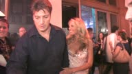 Nathan Fillion outside Flynn's at the Celebrity Sightings in San Diego at Los Angeles CA