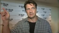 INTERVIEW Nathan Fillion trying the Game of Thrones experience at the cafe and on getting back to reality after Comiccon WIRED Cafe @ ComicCon Day 2...