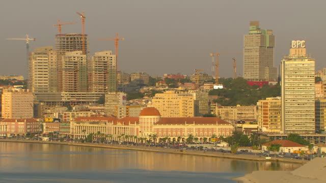 WS National Bank of Angola from Luanda bay / Luanda, Angola