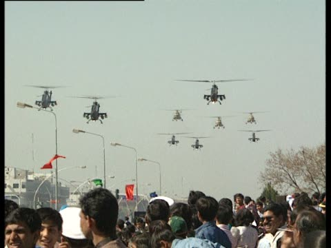 National Day parade in Islamabad