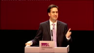 Ed Miliband MP speech at LGA Ed Miliband MP speech SOT The second challenge must be to address the crisis of living standards facing so many people...