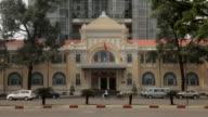 WS TU National Treasury Building and Bitexco Financial Tower / Vietnam