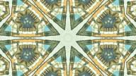Natur Kaleidoskop-Muster